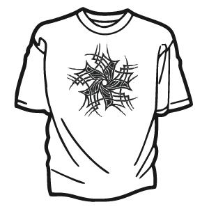FS-0001-White-Flower-T-Shirt-01