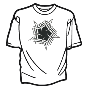 FS-0001-White-Star-T-Shirt-01