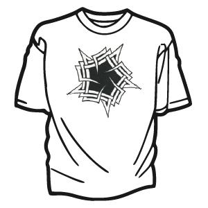 FS-0001-White-Star-T-Shirt-01
